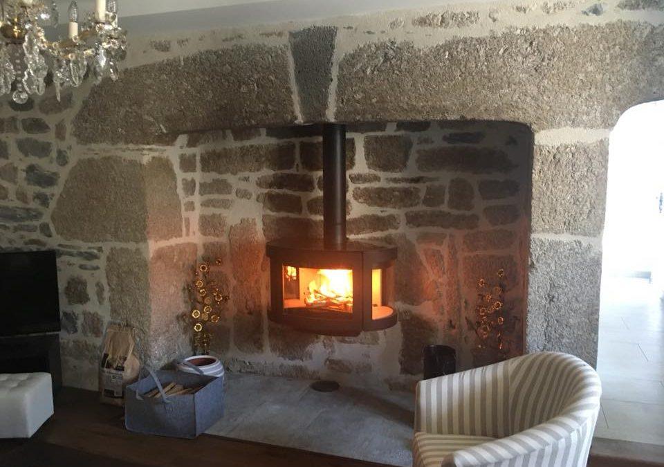 Cheminées à bois – Rodez